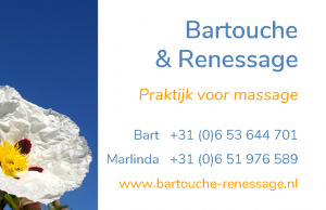 Bartouche & Renessage - Massage
